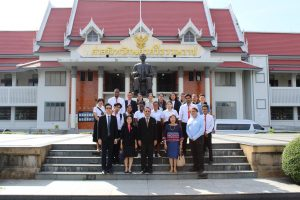 WUIC visited The Criminal Court for Corruption and Misconduct Cases, Region 8.