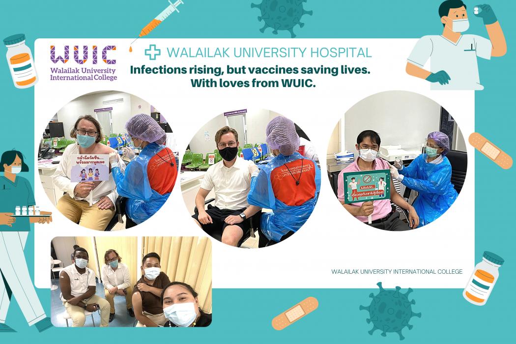 ฉีดวัคซีนป้องกัน Covid-19